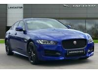 2019 Jaguar XE R-SPORT Auto Saloon Petrol Automatic