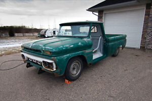 1964 C-10 Project