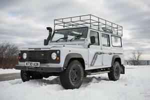 1996 Land Rover Defender 110 - RHD UK Land Rover Special Vehicle