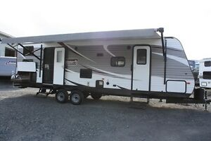 2017 COLEMAN 285 BH NOW REDUCED TO ONLY $28880!!