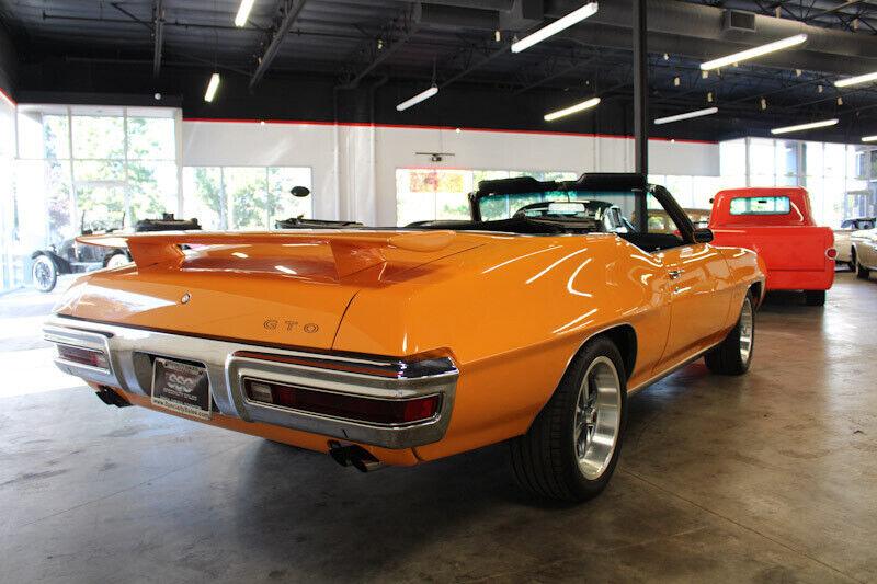 Image 8 Voiture Américaine de collection Pontiac GTO 1970
