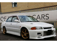 Mitsubishi Lancer Evolution 3 EVO 4 5 6 RARE COLLECTORS EXAMPLE RUSTFREE MINT !!