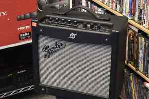 *EXCELLENT CONDITION** Fender Mustang 1  20W Guitar Amp