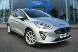 image for 2018 Ford Fiesta TITANIUM 1.0 ECOBOOST WITH SYNC3 DAB NAVIGATION AND AVAILABLE W