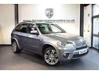 2013 13 BMW X5 3.0 XDRIVE40D M SPORT 5DR AUTO 302 BHP DIESEL