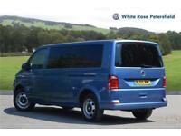 2016 Volkswagen Transporter SE LWB EU6 150 PS 2.0 TDI BMT 7sp DSG Diesel blue Se
