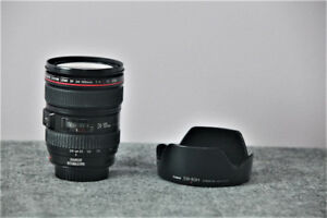 Objectif Canon 24-105mm L