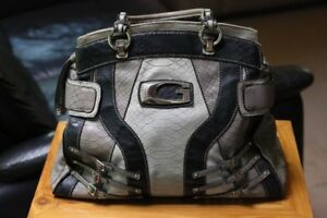 Guess Purse  - Black and Grey