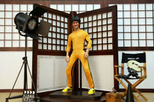 Masterpiece Bruce Lee Game of Death Behind The Scene