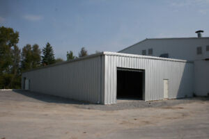Canadian Steel Buildings in Kitchener