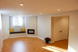 NEW luxury apartment in East Oshawa- all inclusive!