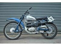 Greeves Motocross Special 24MCS 24MDS Trials Motorcycle Villiers 250cc Classic