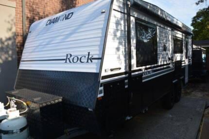 2017 Diamond Caravans