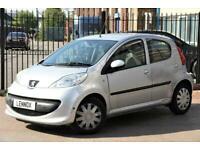 2006 Peugeot 107 1.0 12v Urban 2-Tronic 5dr Hatchback Petrol Automatic
