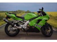 Kawasaki ZX9-R **Muzzy Exhaust, Excellent Condition, 12 Months MOT**