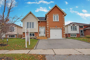 4 Bedrooms in Bowmanville Under $500K! Don't Miss This!