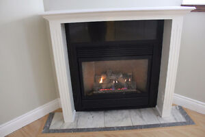 AVAILABILE IMMEDIATELY - All inclusive with gas fireplace