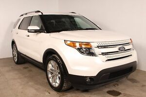 Ford Explorer Limited ** AWD CUIR+GPS+TOIT ** 2013
