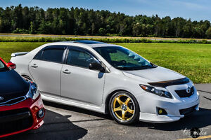 2009 Toyota Corolla Xrs Supercharged