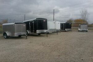 Rent an Enclosed Trailer