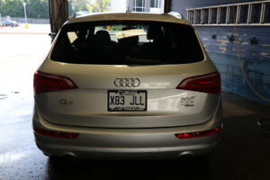 Audi Q5 2012 Premium Plus package