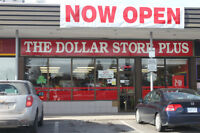 Dollar Plus store For Sale