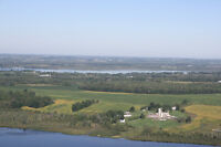420+ Acres Of Spectacular Waterfront Property in Port Perry