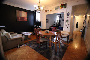 May-July Sublet of room downtown montreal.