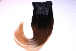 Real Human Remy Hair  - Ombré (3) Blonde