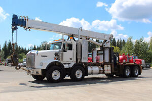 2006 Kenworth T800 Crane Truck #4579
