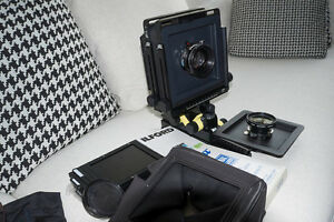 Arca-Swiss 4x5 View Camera Package Like New
