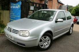 image for 2002 Volkswagen Golf GTI 2.0 HATCHBACK Petrol Manual