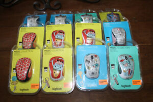 Lot of 6 New wireless mouse