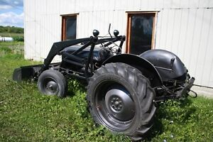 tracteur ford 1950