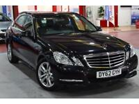 2012 62 MERCEDES-BENZ E CLASS 2.1 E220 CDI BLUEEFFICIENCY S/S AVANTGARDE 4D AUTO