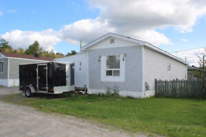 Spacious 2 Bedroom Mobile located at True North Estates.