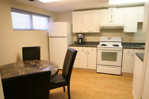 Thickwood  Furnished 3 bedroom suite