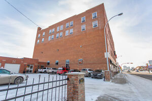 504-1255 Broad Street - Warehouse condo for sale.