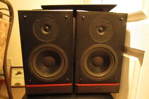 Pair of PSB 30MK Speakers 120W/ 8 Omh.tel.514-996-9207