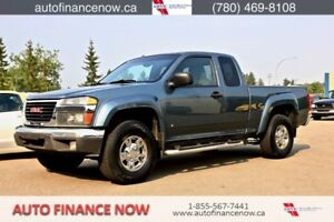 2007 GMC Canyon SLE 4WD RARE FIND IMMACULATE CHEAP PAYMENTS