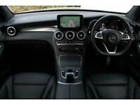 2017 Mercedes-Benz GLC GLC 220d 4Matic AMG Line Prem Plus 5dr 9G-Tronic Auto SUV