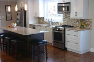 lowest price guarantee kitchen cabinet and counter tops London Ontario image 3