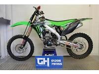 2012 KAWASAKI KX250F | GOOD CONDITION | SERVICED | KXF 250 KX