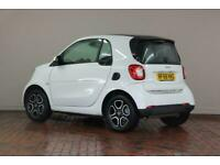 2019 smart fortwo coupe 1.0 Prime Premium 2dr Auto Coupe Petrol Automatic