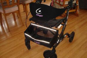 Marchette de qualité pour mobilité réduite