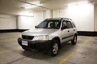1999 Honda CR-V with Leather Seats