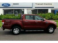2018 Ford Ranger Pick Up Double Cab Limited 2 2.2 TDCi Pick Up Diesel Manual