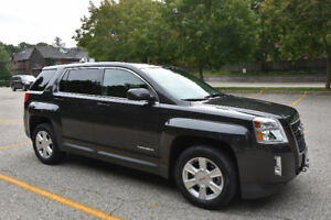 2013 GMC Terrain SLE-1 SUV, very low mileage
