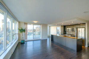 1070 ft. 7-year-New Condo 2-Bed+Nook+Den (Brentwood, N Burnaby)