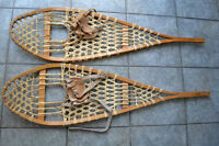 SNOWSHOES MADE IN CANADA EXCELLENT